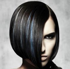 时尚个性沙宣短发发型图片带你领略独特魅力