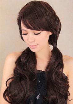 六步打造完美气质韩式瘦脸编发发型