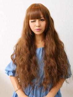 让美丽升级!最新烫发的发型图片