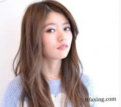 韩式烫发发型图片大全 喜欢韩范儿就是这么简单