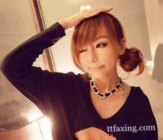 斜刘海适合什么脸型 斜刘海也能秀出甜蜜可爱气息