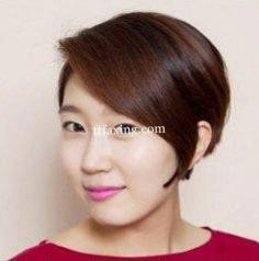 短发弄什么发型好看 韩式短发发型欣赏