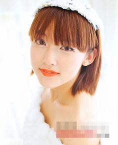 甜美女生齐耳短发发型图片 打造小脸的最佳发型