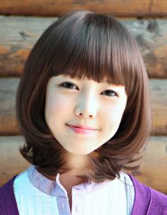 2014女生流行短发型 瘦脸减龄的法宝