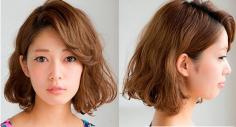 最新流行发型图片 清爽中长发型最受宠