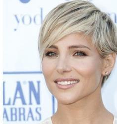 女人短发最新发型 有型有款完美释放性感魔力