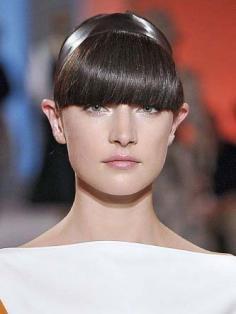 潮流发型最前沿!2013年必须尝试的流行发型