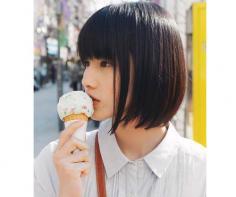2013最流行的短发发型——俏皮清爽又多变