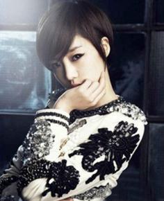 6款韩式新款短发 主打时尚甜美