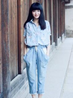 天天发型网分享:2013最新齐刘海发型图片