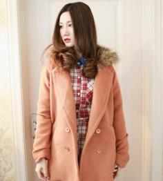 时尚发型前线—2013春季中长发发型