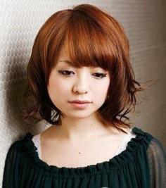 日系美发小女人味儿十足