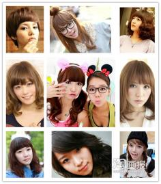 38款装嫩显瘦发型 不挑脸型和年龄