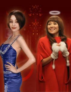 章子怡范冰冰戏里戏外斗发型 看谁最完美