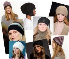 2012秋季发型  搭配帽子的打理技巧与方法