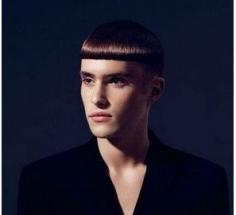 沙宣男士发型图片 加强的个性,视觉气场超强