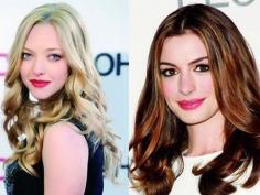 明星发型设计 会让你变美的6种发型!