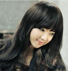 韩国女学生最喜欢的4款发型设计图片