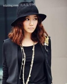发型清爽取胜精致发型 最新流行韩式发型