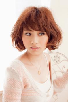 2012年女生荷叶发型~美爆你~超级流行发型