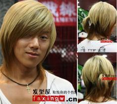 非主流辫子 2012年流行男生发型