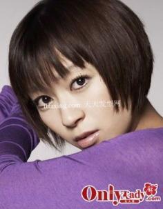红星发型争霸Show显瘦发型 韩国可爱女生发型