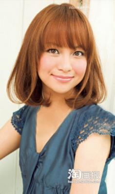 日韩范儿美发型 秀出时尚感潮流发型