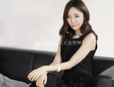 清新自然发型设计韩系美发流行发型女
