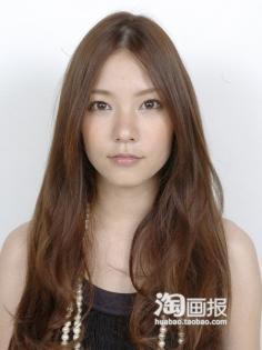 华丽甜美发型抢先看 2012流行什么头发颜色