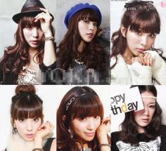 韩国妩媚火爆发型 2012秋季流行的发型
