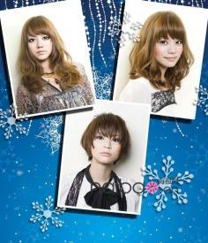 日系发型人气发型TOP 可爱女生短发发型