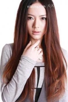 绝美写真发型教你发型天天变韩国最流行的发型