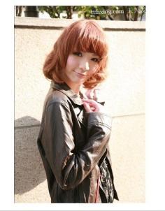 日式甜美淑女发型 脸胖的人适合的发型抢先看