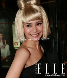 明星逛街发型 今年韩国最流行发型