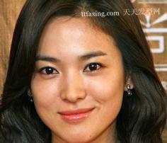 扮靓必备最潮小女人发型 学韩国人气女星