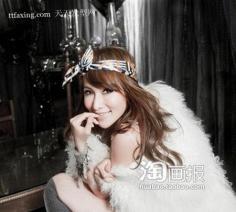 萧亚轩气质明星发型当道 2012年最流行的头型