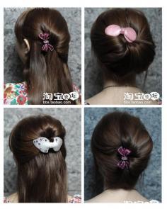 秋日美发不必再苦恼 2012年最流行的大脸型的发型