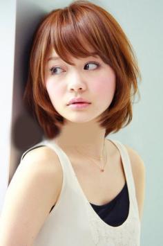 2012年时尚短发 2012年最流行的女士短发