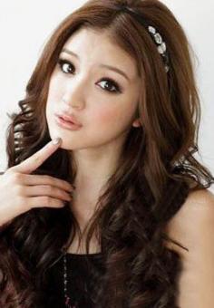 非主流女生发型 最好看的韩国女生发型图片
