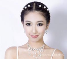 新娘化妆小技巧 瞬间轻松省时打造一个美丽自己