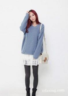 冬季长款毛衣怎么搭配 时尚大人教你完美穿衣