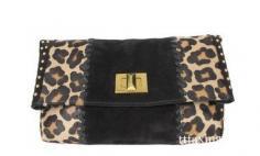 八款豹纹包包 主导流行时尚趋势