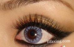 简单7步教你如何化眼妆最好看 打造金属感魅惑眼妆