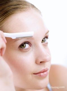 自己怎样修眉毛 想修出好看的眉毛就需掌握这些技巧