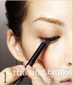 教你初学化妆如何画眼妆 菜鸟一学就会简单又实用