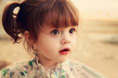 6款小女孩短发绑扎方法 留下单纯的可爱美丽