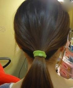 简单韩式盘发DIY教程 优雅的发髻实在让人喜爱