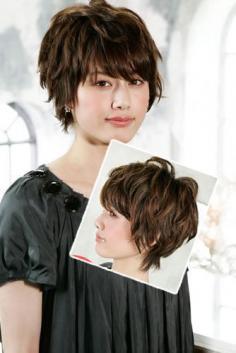 怎样的发型显脸小 7款日系发型塑造迷人小脸