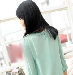 梨花头发型日系扎法 日系DIY最唯美自然
