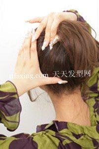 日系发型中熟女风情的3款DIY发型